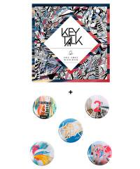 KEYTALK × SIDEMILITIA inc.<br>【 ONE SHOT WONDER CD+Badge SET 】