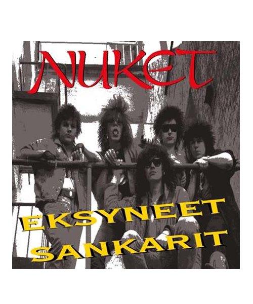 CD / DVD   NUKET / ヌケット:EKSYNEET SANKARIT (輸入盤CD) 商品画像
