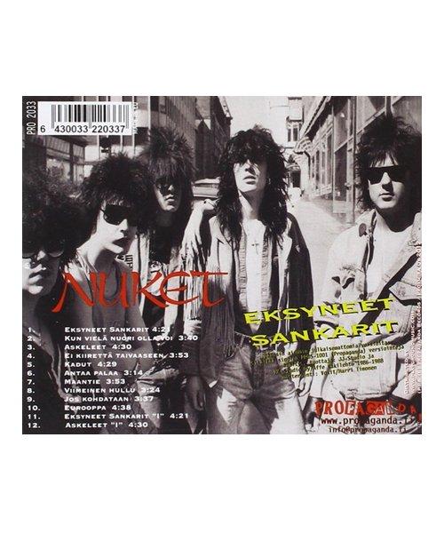 CD / DVD  NUKET / ヌケット:EKSYNEET SANKARIT (輸入盤CD) 商品画像1