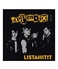 CD / DVD / APPENDIX / アペンディックス:LISTAHITIT (輸入盤CD)
