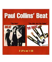 PAUL COLLINS' BEAT<br>【 THE BEAT/THE KIDS ARE THE SAME (輸入盤CD)  】