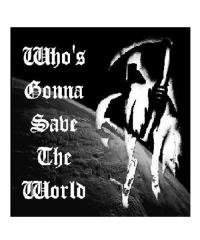 RAJOITUS/ZUDAS KRUST/ABNORM<br>【 WHO'S GONNA SAVE THE WORLD (日本盤CD-R)  】