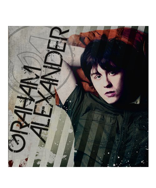 CD / DVD   GRAHAM ALEXANDER / グラハム アレクサンダー:S.T. (日本盤CD) 商品画像