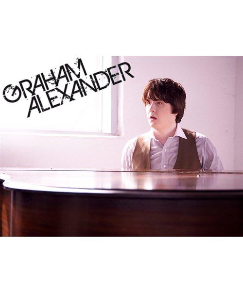 CD / DVD  GRAHAM ALEXANDER / グラハム アレクサンダー:S.T. (日本盤CD) 商品画像1