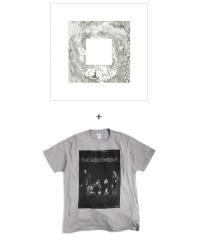"Official Artist Goods / バンドTなど / THE NOVEMBERS × SIDEMILITIAinc.  ""zeitgeist"" CD+T-shirts SET"