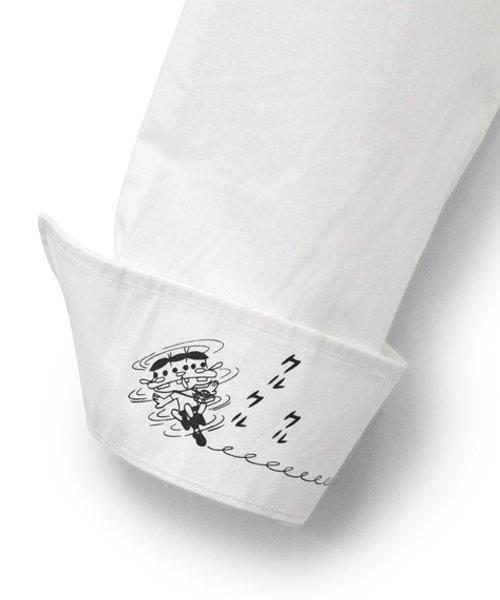 PIIT / ピット |天才バカボン × PIIT / PT-AFTB1305:カメラ小僧シャツ 商品画像4