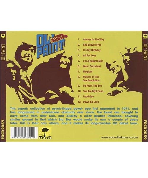 CD / DVD  OL' PAINT / オル ペイント:IMPOSSIBLE TRUTH (輸入盤CD) 商品画像1