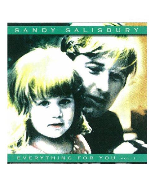 CD / DVD | SANDY SALISBURY / サンディ サリスベリー:EVERYTHING FOR YOU vol.1 (輸入盤CD) 商品画像