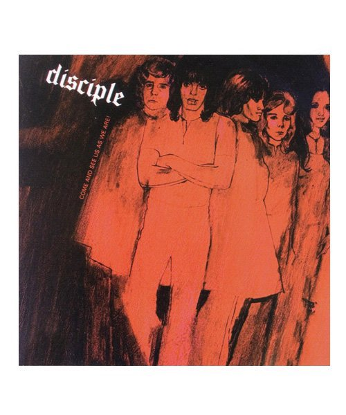 CD / DVD | DISCIPLE / ディサイプル:COME AND SEE US AS WE ARE (輸入盤CD) 商品画像