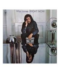 WIZZ JONES<br>【 RIGHT NOW (輸入盤) 】