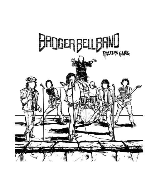 CD / DVD | BADGER BELL BAND / バジャー ベル バンド:FACELESS GANG (輸入盤CD) 商品画像