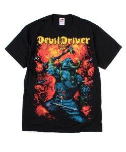 DEVILDRIVER<br>【 WARRIOR T-SHIRT 】