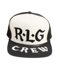 "RALEIGH(3色展開)<br>【 ""R.L.G CREW"" Almost Crown HAT (Not Just a CAP!!!)  】"