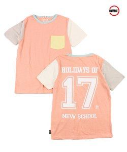 GOHEMP×HO17<br>【 NEW SCHOOL MULT T-SHIRT(limited) 】