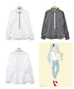 PIIT / ピット / 初音ミク × PIIT / PT-CFHM1402:ミクシャツ
