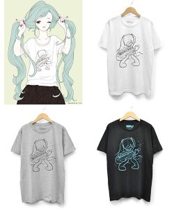 PIIT×初音ミク(3色展開)<br>【 PT-CFHM1405:The First Sound from Future 】