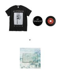 """Official Artist Goods / バンドTなど / THE NOVEMBERS × SIDEMILITIAinc.  """"Rhapsody in beauty"""" limited SET"""