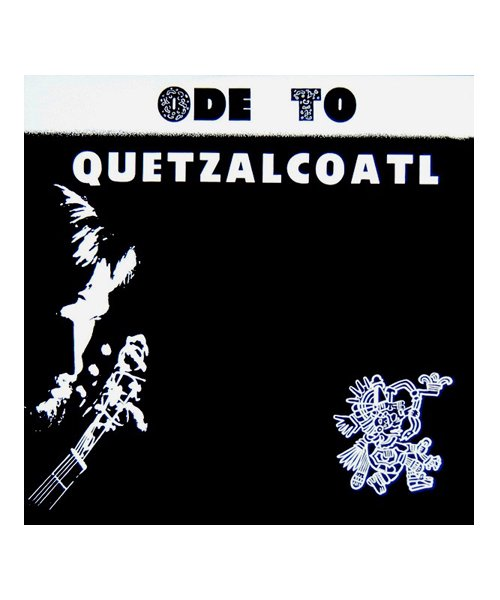 CD / DVD | DAVE BIXBY / デイヴ ビクスビー:ODE TO QUETZALCOATL (輸入盤CD) 商品画像