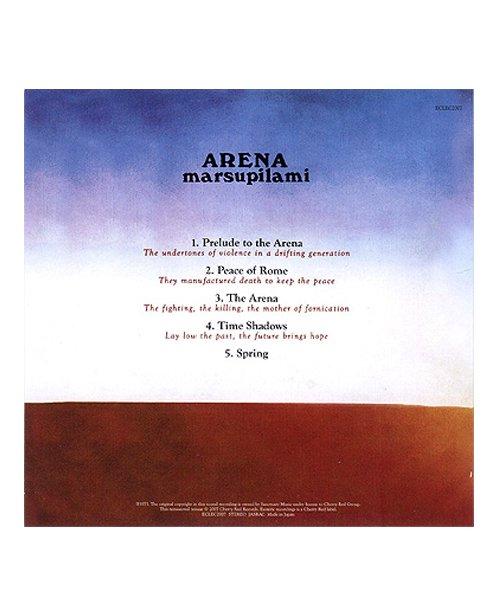 CD / DVD  MARSUPILAMI / マルスピラミ:ARENA (輸入盤CD) 商品画像1