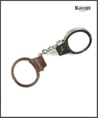"RALEIGH:REDMOTEL(3色展開)<br>【 FINGER-SIZED ""HANDCUFFS"" PINS 】"