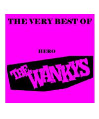 THE WANKYS<br>【 THE VERY BEST OF HERO (日本盤CD) 】