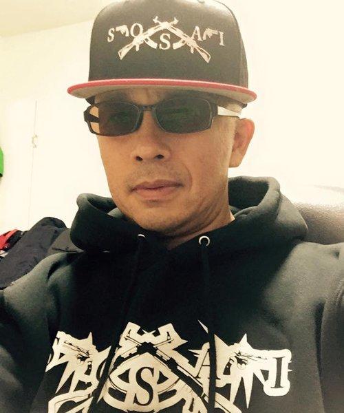 Official Artist Goods / バンドTなど  HATANAI ATSUSHI×SIDEMILITIA inc.(2色展開)  LIMITED SOSAI CAP 商品画像3