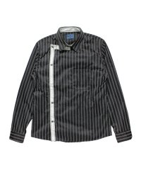 "RALEIGH<br>【 THE PINSTRIPE MAFIA ""Imperial"" COOK SHIRTS 】"
