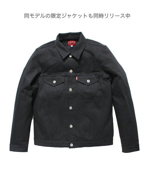 """RALEIGH / ラリー(RED MOTEL / レッドモーテル)  SIDEMILITIA× RALEIGH jeans """"激情のブラックスリム"""" DENIM PANTS(FLESH) 商品画像18"""