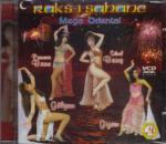 RAKS-I SAHANE Mega Oriental VCD