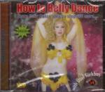 HOW TO BELLY DANCE With OZEL TURKBAS VCD