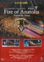 FIRE OF ANATOLIA Anadolu Atesi DVD