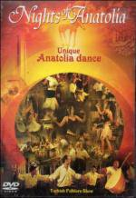 NIGHTS OF ANATOLIA DVD