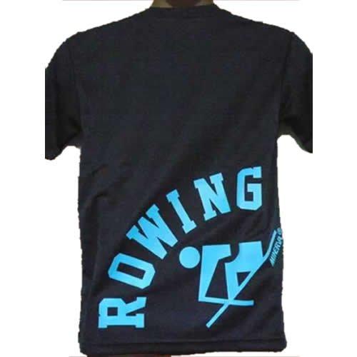 DRYメッシュTシャツ ROWING No.3