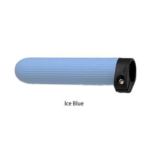 コンセプト2スイープ/スキニー用<br>Ice Blue/Azure Blue Rubber