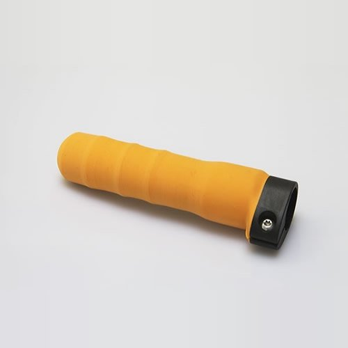 コンセプト2スイープ/スキニー用<br>Contoured Orange Rubber Grip(33.5mm)