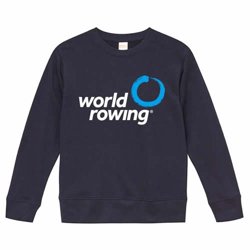 world rowingトレーナー<img class='new_mark_img2' src='https://img.shop-pro.jp/img/new/icons15.gif' style='border:none;display:inline;margin:0px;padding:0px;width:auto;' />