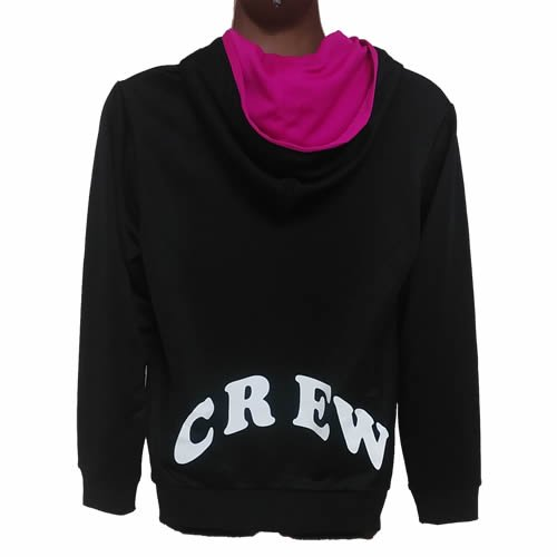 DRYジャージ—パーカー CREW(後)<img class='new_mark_img2' src='https://img.shop-pro.jp/img/new/icons15.gif' style='border:none;display:inline;margin:0px;padding:0px;width:auto;' />