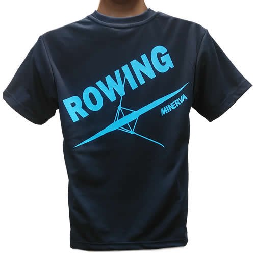 DRYメッシュTシャツ ROWING No.6<img class='new_mark_img2' src='https://img.shop-pro.jp/img/new/icons15.gif' style='border:none;display:inline;margin:0px;padding:0px;width:auto;' />