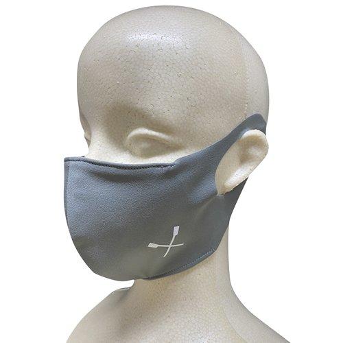 【洗える立体構造マスク】<br>無地(マーク有り)