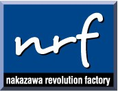 nakazawa revolution factory =中澤製作所=nrf