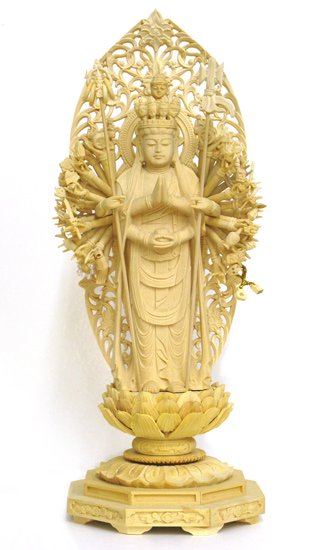 千手観音 - 仏像の通販、特注仏...