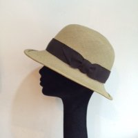 <img class='new_mark_img1' src='//img.shop-pro.jp/img/new/icons49.gif' style='border:none;display:inline;margin:0px;padding:0px;width:auto;' />Panama olive hat  オリーブ
