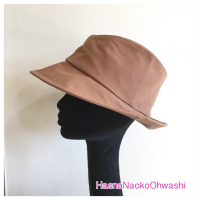 nakaore hat L 2017  ウス茶