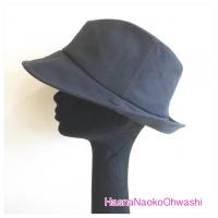 nakaore hat L 2017  ブラック