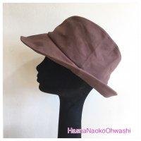 nakaore hat L 2017  こげ茶