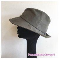 nakaore hat L 2017 カーキブラック