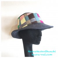 Colorful Nakaore hat multiB