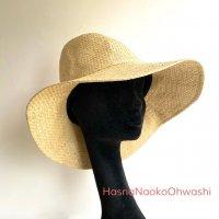 Asymmetry paper hat  アラメキナリ
