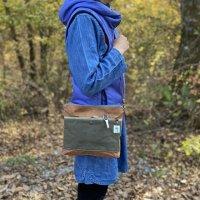 Colorful bag ブルー