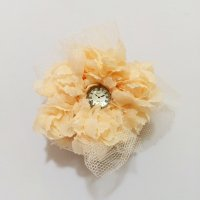 <img class='new_mark_img1' src='//img.shop-pro.jp/img/new/icons13.gif' style='border:none;display:inline;margin:0px;padding:0px;width:auto;' />Clock tulle corsage